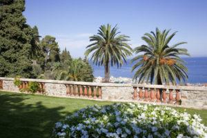 Villa della Pergola_vista golfo di Alassio